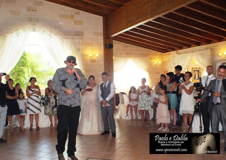 spettacoli per matrimonio durante il ricevimento di nozze
