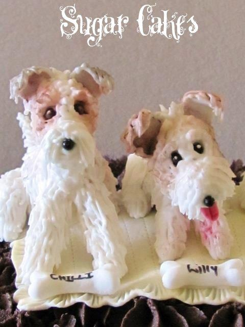 Welch Terriers by Sugar Cakes
