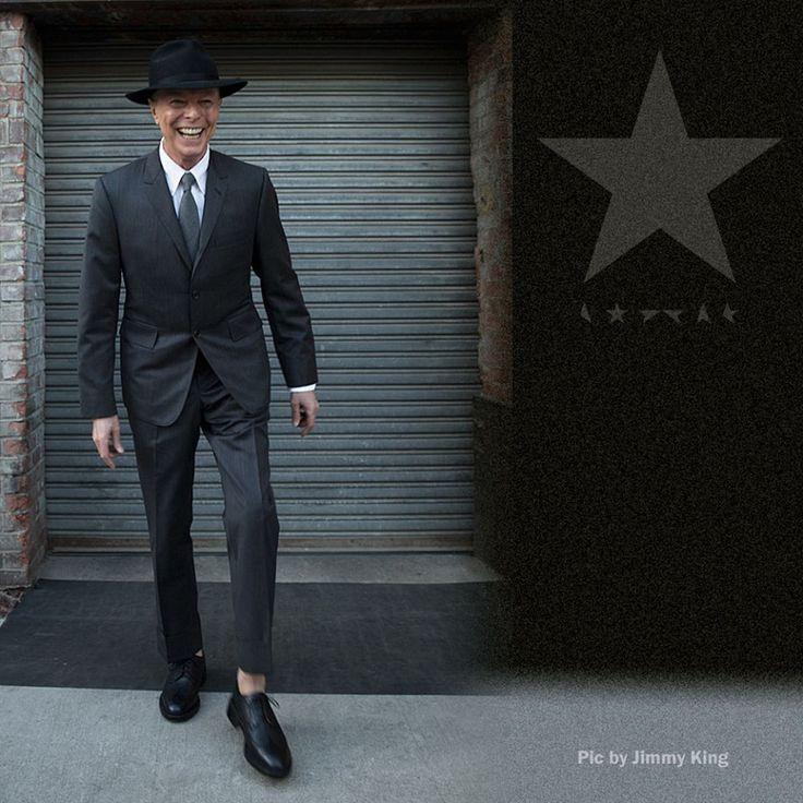 David Bowie est magnifique sur sa dernière Photo (2)