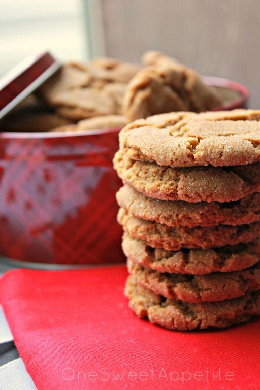 gingersnaps | One Sweet Appetite- blog | Pinterest