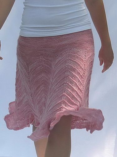 Ravelry: Swinging Summer-Skirt pattern by Krisztina Dobo