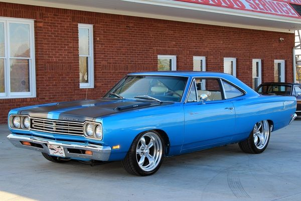 1969 Plymouth Roadrunner for Sale in MARYVILLE, TN | Collector Car Nation Classifieds   36 Grand or Best Offer Won't Last Long as Spring Is Just Around The Corner