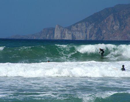 Surf in Funtanamare
