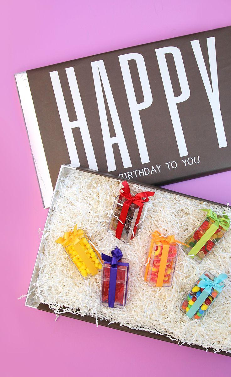 Giant Candy Bar in a Box - Damask Love