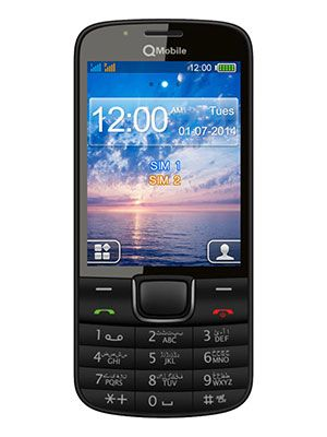 Qmobile W200 Price In Pakistan, Review and Specification