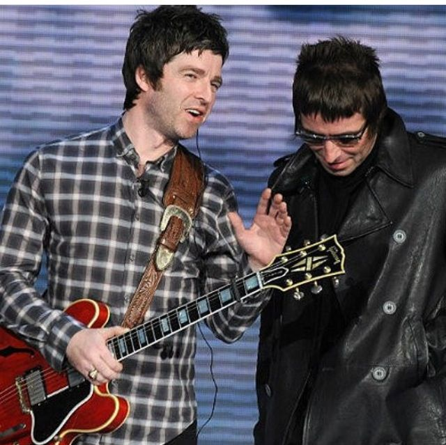 #noelgallagher #liamgallagher #oasis #brothers
