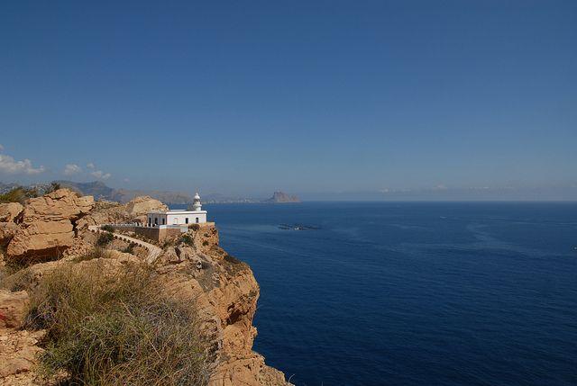 Far de la Punta de l'Albir (L'Alfàs del Pi)