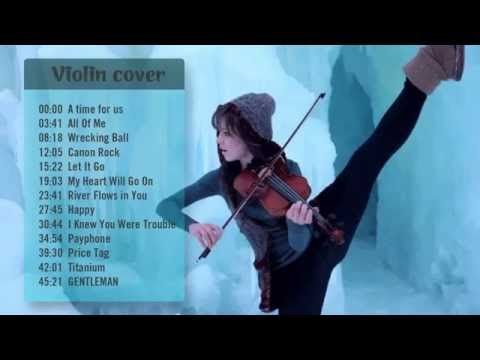 Crystallize - Lindsey Stirling (Dubstep Violin Original Song) - YouTube