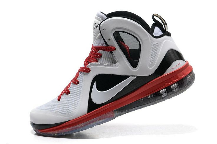 Lebron James 2012 9 PS Elite Scarface White Black Sport Red 516958 003 New  Lebrons 2012