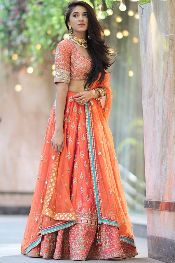 Anita Dongre Desi Bridal Shaadi Indian Wedding Mehndi