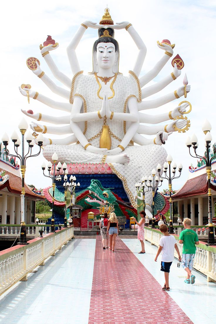 Koh Samui's best attractions (that aren't the beach
