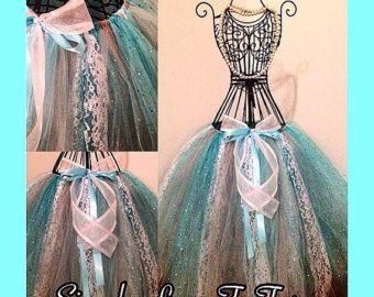 Tutu Overall Dress Overall Tutu Tutu Overalls by SimplyLaceTuTus