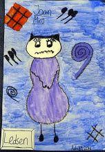 Nu är det dags att visa er hur vi har arbetat vidare med vårt känslotema. Efter det att vi hade arbetat klart med Joan Miros och målat en känsla i hans anda är det dags att gå vidare. Men först vil…