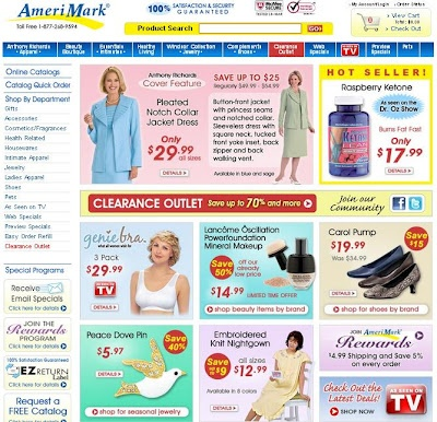 AmeriMark Coupons, Sales & Promo Codes For AmeriMark coupon codes and deals, just follow this link to the website to browse their current offerings. And while you're there, sign up for emails to get alerts about discounts and more, right in your inbox.