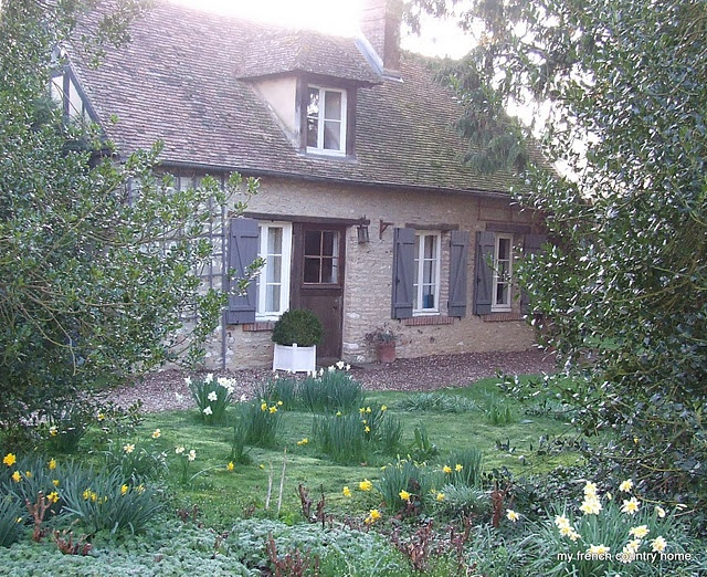 Beautiful french country guest cottage sharon santoni 39 s for French country homes in france