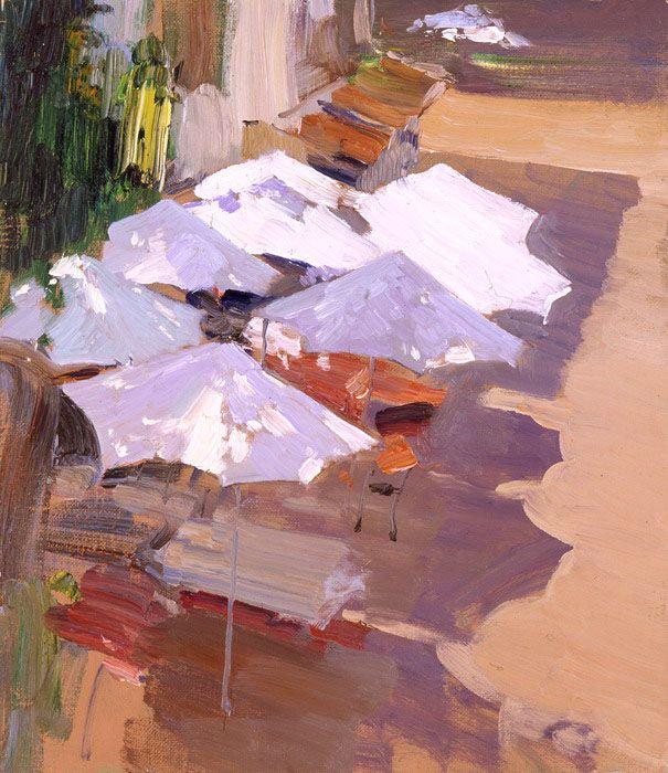 Peter Bezrukov: Umbrellas