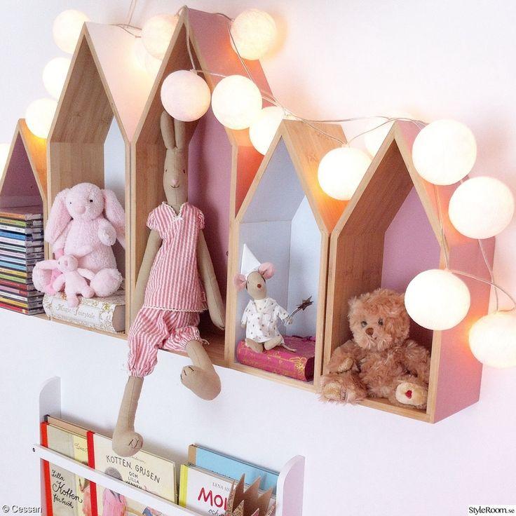 house shelves...
