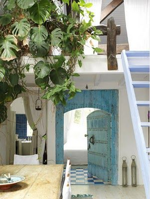 country: The Doors, Beaches House, Blue Doors, Color, Blue Bedrooms, Turquoise Doors, Exotic Beaches Bedrooms Decor, Beaches Style, Turquoi Doors