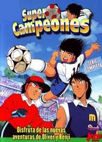 Supercampeones road to 2002