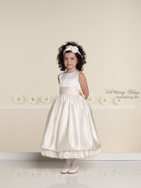 vestidos para dama de honra de cetim