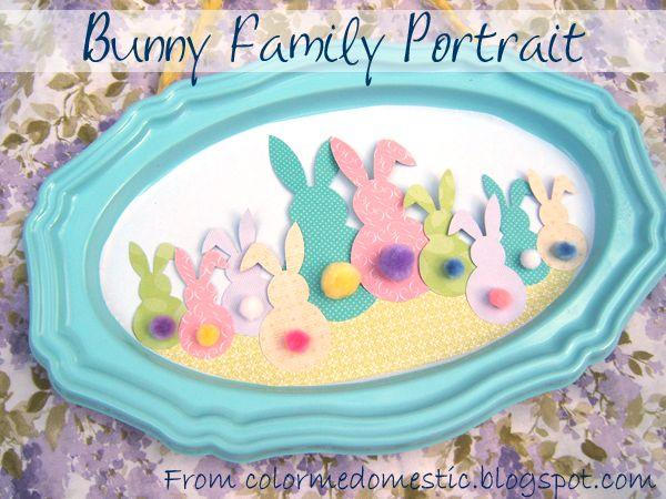 Bunny portrait....too adorable!!!!