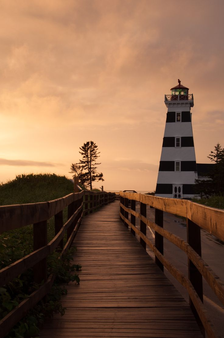 *Shoreline Winner* West Point Lighthouse Sunset by Julie Desnoyers