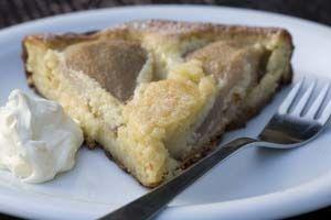 Pæretærte med mandelcreme | Opskrift | Mad & Bolig