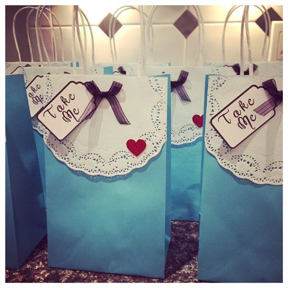 Alice in Wonderland Inspired Party Favor by StellaSagapoDesigns