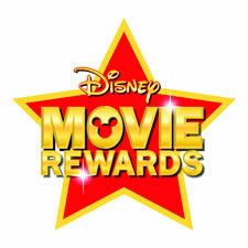 Earn disney movie rewards when you watch their movies in theatres