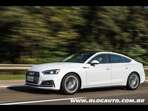 Tudo sobre a nova geração do Audi A5 2018 com Lothar Werninghaus - BlogAuto