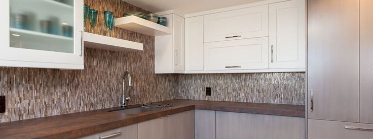 Modern Kitchen Cabinets By Executive Cabinetry Are Featured In This Kitchen  At The Denver Kitchen Showroom