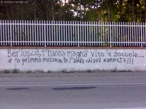 Berlusconi...