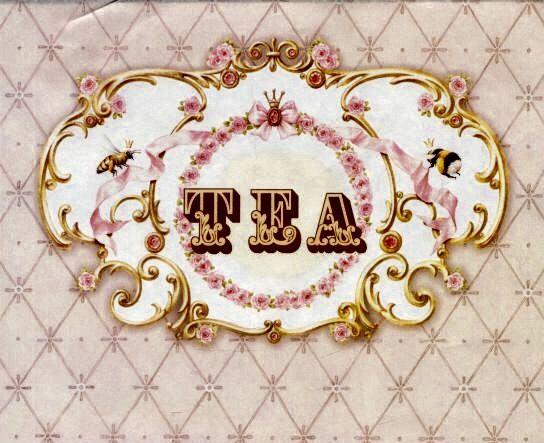 ♔ Tea