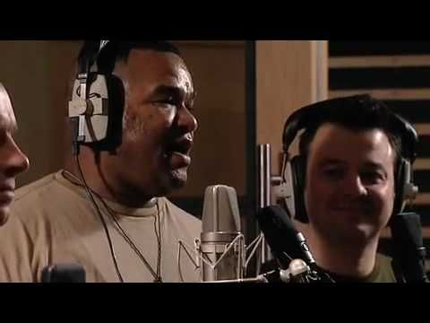 "These soldiers got together and recorded a beautiful song about ""Coming Home"" 