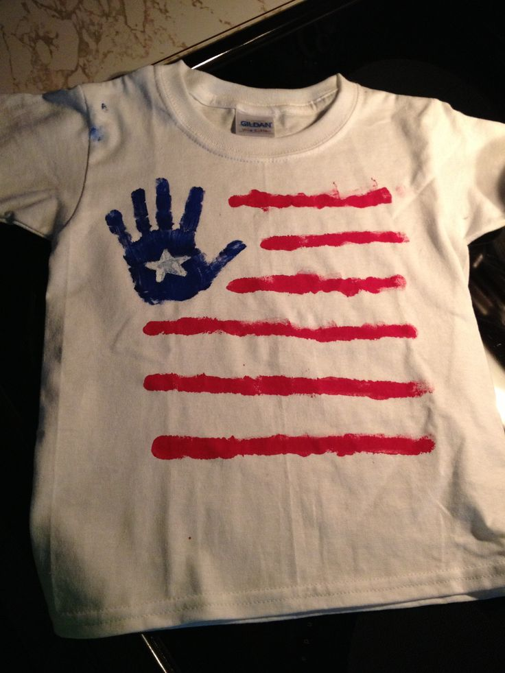 Craft Paint White T Shirt And A Toddler S Help Diy