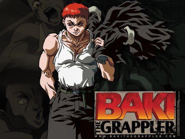 Baki The Grappler Episodes 29 32 Anime Review Anime Anime Comics Grappler