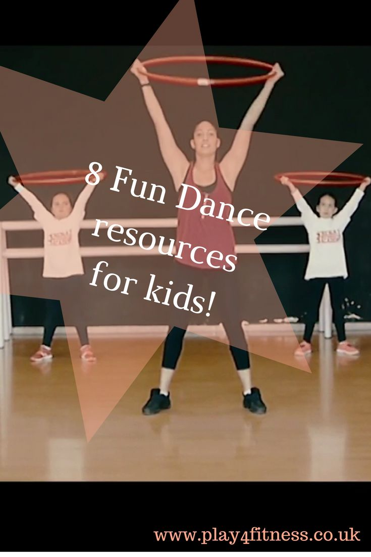 Fun dance video with broken-down choreographies for kids. Dance resources for primary school.