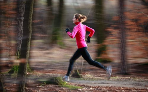 The Difference Between Fartlek, Tempo, and Interval Runs-Here's a quick breakdown of these three major types of speed workouts.