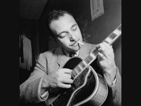 Django Reinhardt - It Had To Be You - one of the all-time great guitarists, playing a timeless song.