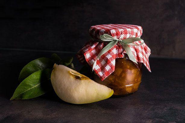 Süß/Sauer: schnell selbstgemachtes Birnen-Chutney für die ganze Familie.