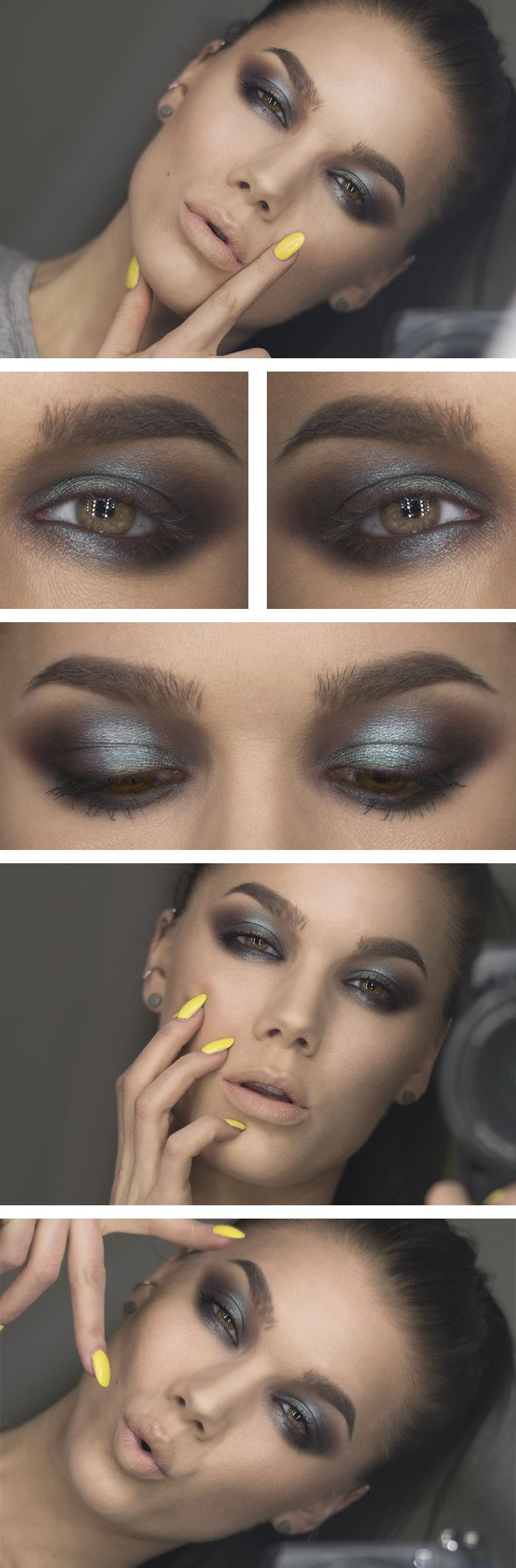 Todays look – It's all about the smoky eye! - Lindas Sminkblogg