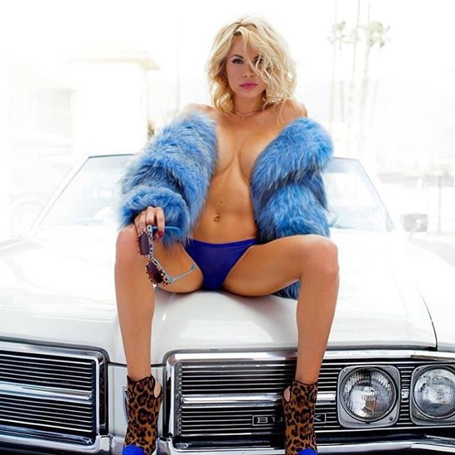 Buick photshoot naked girls