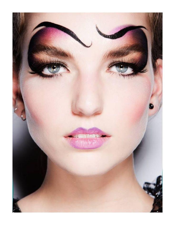 Theatrale #make-up