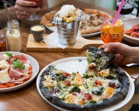 South Yarra's A25 Pizzeria has expanded into the Melbourne CBD, with a focus on Italian coffee and 'on-the-go' breakfast offerings, created specifically for early-morning CBD workers.