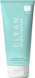 Clean Warm Cotton Body Lotion 177 ml.