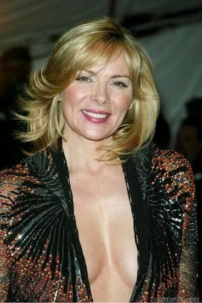 Kim cattrall nude Nude Photos