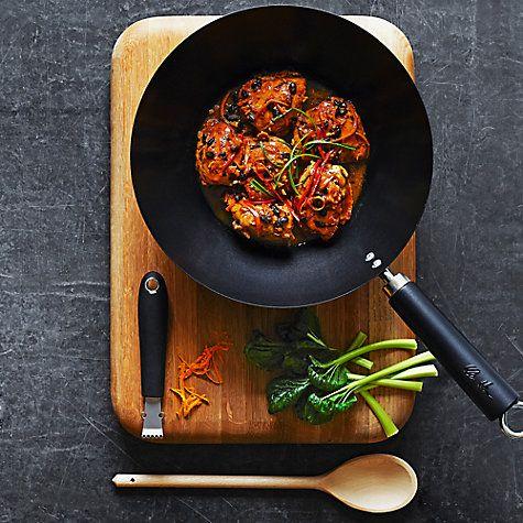 Orange Chicken Stir-Fry by Ken Hom