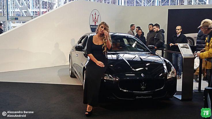 #Maserati #Quattroporte #MotorShow2014 #Bologna #Auto #Car #Automobili #Supercar