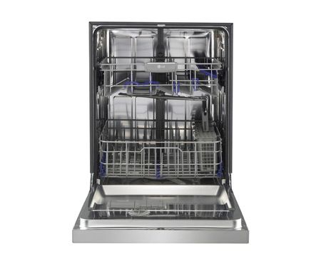LG LDS5540ST: Semi-Integrated Dishwasher with Flexible EasyRack™ Plus System | LG USA has a 3rd tray rack
