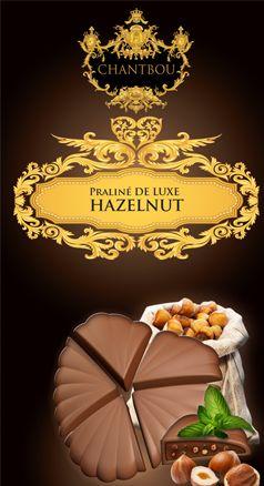 Praline De Luxe Hazelnut